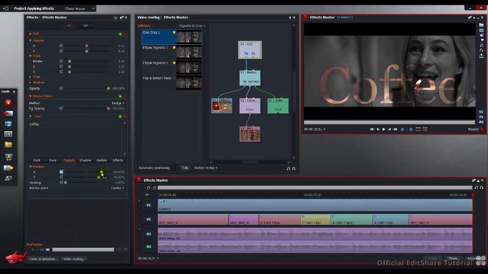 Lightworks - Les meilleurs logiciels de montage video gratuits