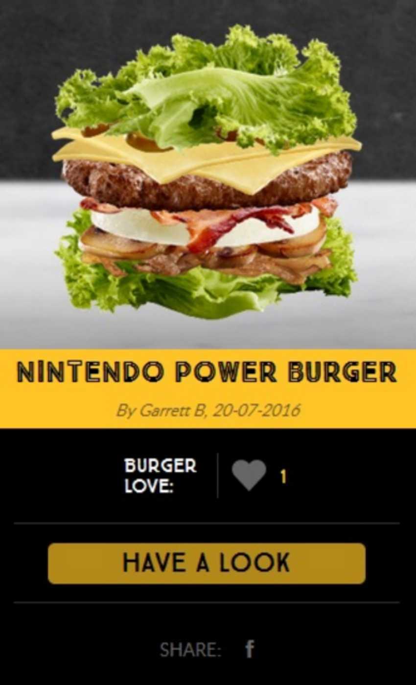 McDonald's Nouvelle-Zélande demande aux internautes de créer leur burger et ça tourne mal