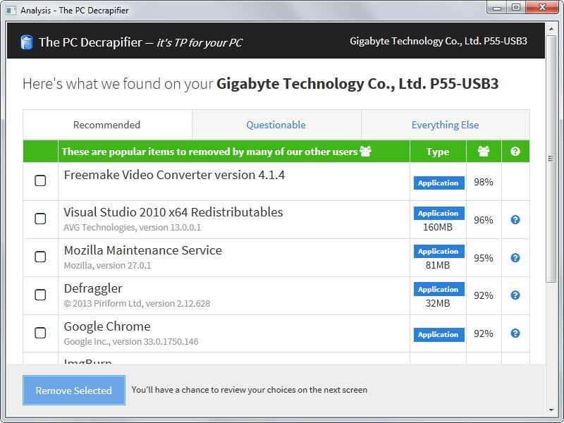 PC decrapifier - Les meilleurs logiciels gratuits pour nettoyer votre PC