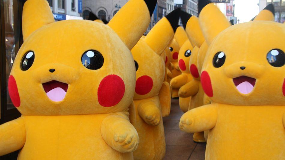 Pokémon GO : le film serait déjà en préparation à Hollywood
