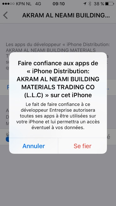 Se fier Comment jailbreaker son iPhone sans ordinateur