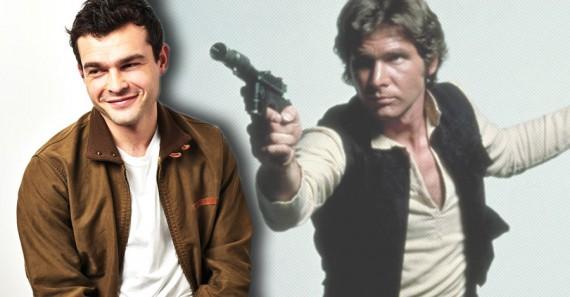 Star Wars Anthology : c'est officiel, Alden Ehrenreich va jouer Han Solo jeune