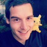 Tom Currie, chasseur de Pokémon à plein temps