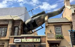 The Walking Dead : découvrez de nouvelles vidéos terrifiantes de l'attraction