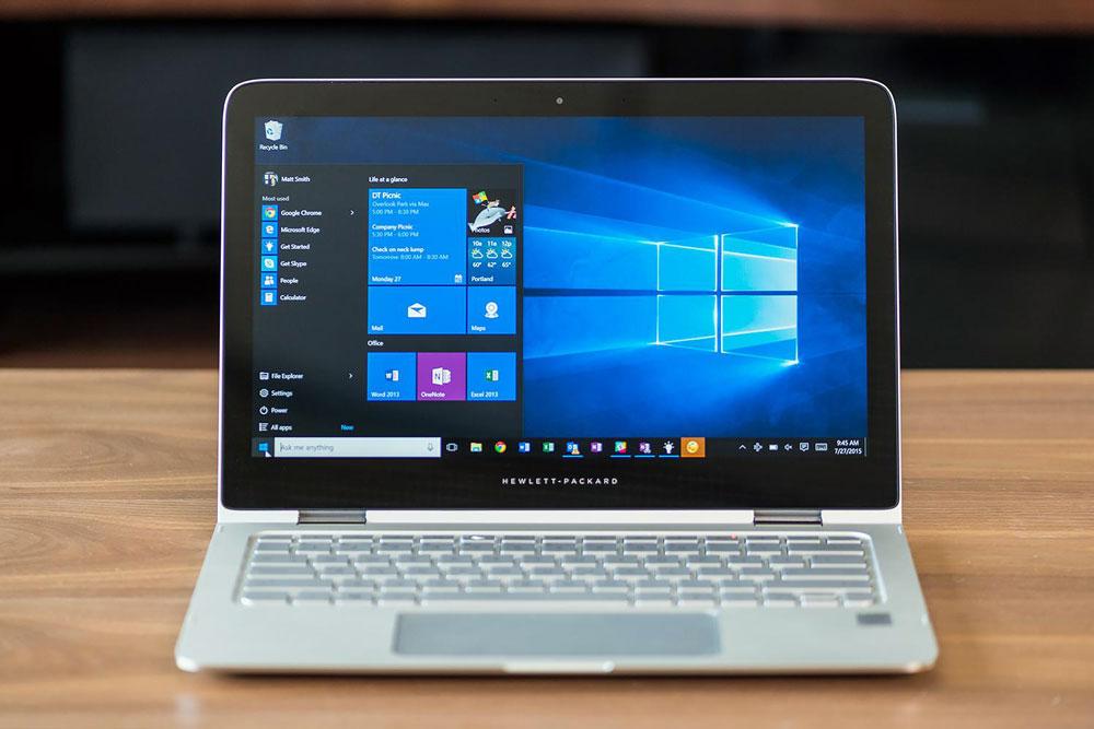 windows 10 configuration minimum recommandee