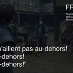 Game Of Thrones : Comment est traduit « Hold the door » dans les autres langues ?