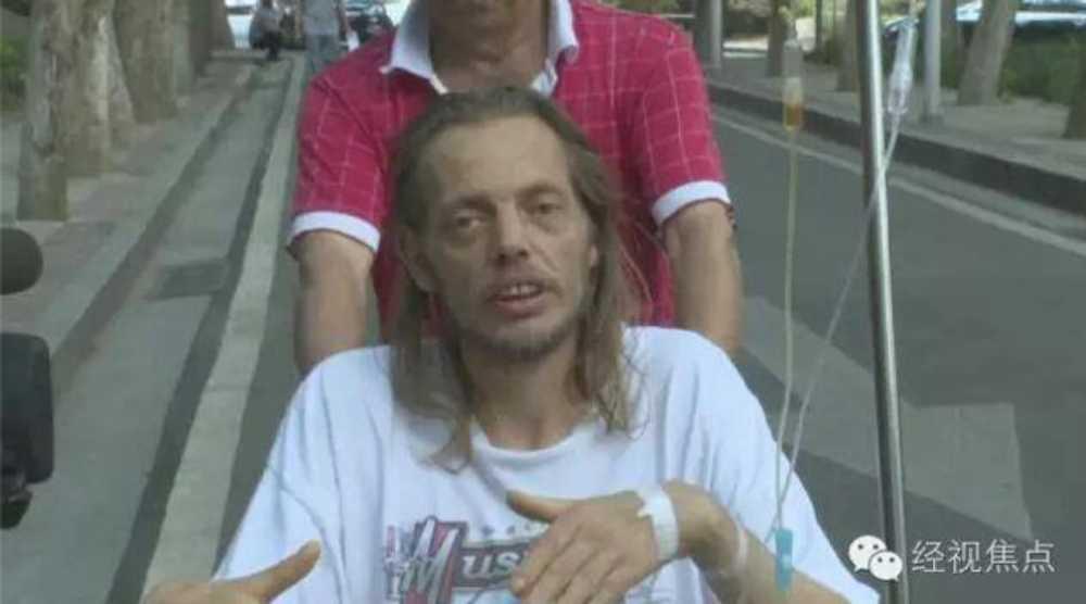 alexander circ apres 10 jours de malnutrition
