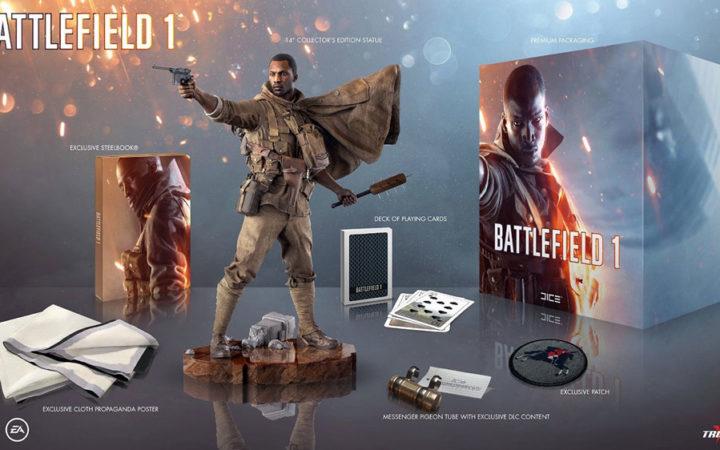 battlefield 1 edition collector