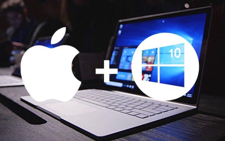 Comment faire tourner Windows 10 sur Mac en gardant OS X ou macOS Sierra