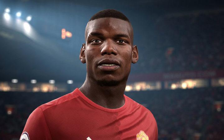 FIFA 17 et Manchester United partenaires pour des modélisations bluffantes