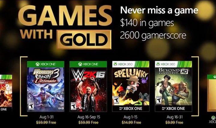 Xbox Live Gold : en août, jouez gratuitement à Beyond Good & Evil, entre autres perles