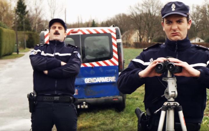 Le premier radar de poche débarque en France, la nouvelle arme des gendarmes