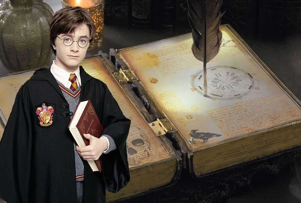 """Harry Potter : ce livre doté de """"vrais"""" pouvoirs magiques va vous donner des frissons"""