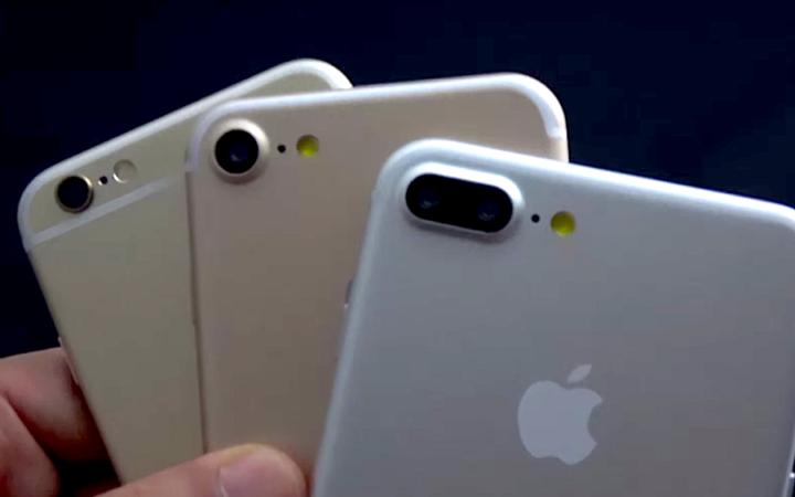 Apple ne devrait sortir que les iPhone 7 les moins innovants cette année