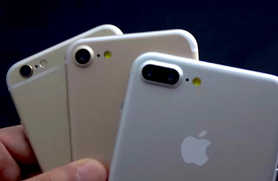 L'iPhone 7 se dévoile en Ultra HD 4K sous toutes les coutures dans une nouvelle vidéo
