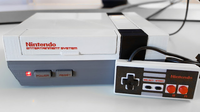 nintendo nes mini retro