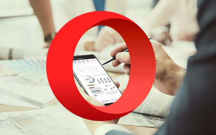 Opera lance son VPN gratuit et illimité sur Android