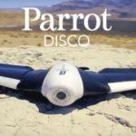 Parrot Disco : pourquoi acheter l'aile volante plutôt qu'un drone