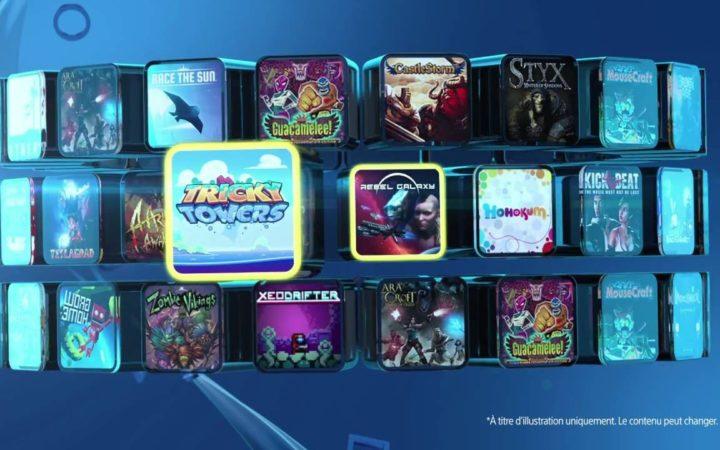 Playstation Plus : la liste des jeux gratuits du mois d'août 2016