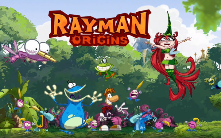 rayman origins gratuit