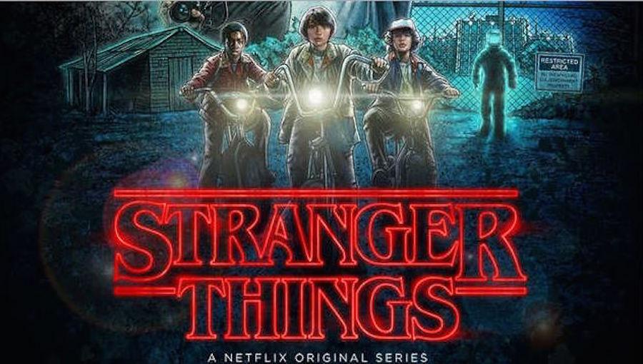 Stranger Things : 5 raisons de regarder la série évènement de Netflix