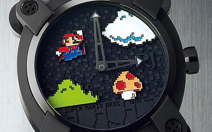 super mario watch
