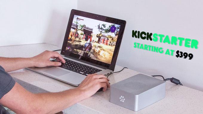 The Wolf : le boitier qui donne enfin une vraie puissance graphique aux Mac