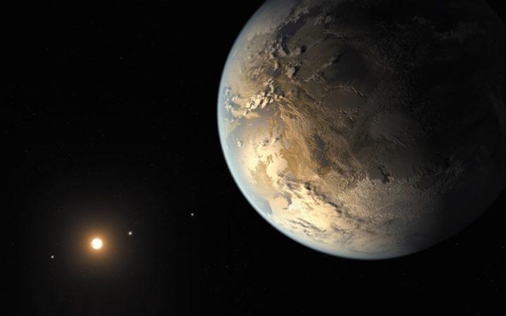 """Une nouvelle exoplanète """"habitable"""" découverte près de la Terre"""