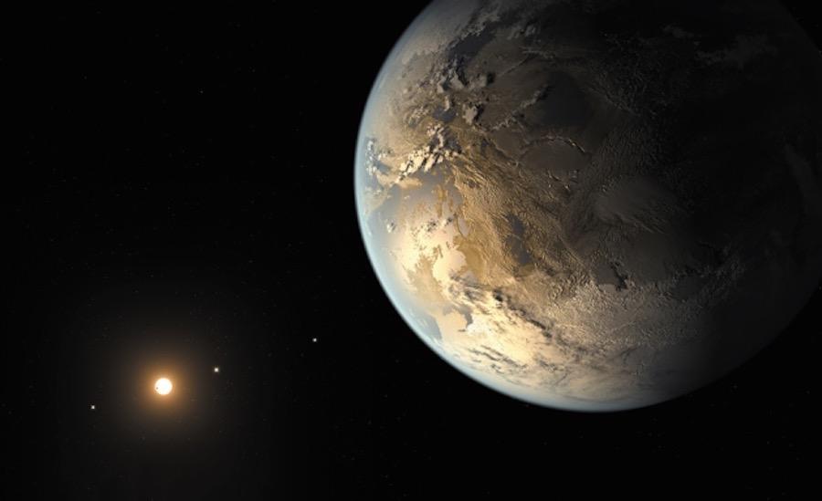 une nouvelle exoplan te habitable d couverte pr s de la terre. Black Bedroom Furniture Sets. Home Design Ideas