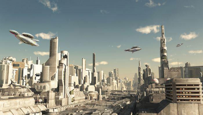 ville futur airbus