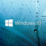 windows 10 consommation application