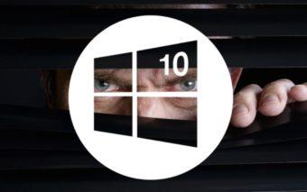 Windows 10 vous espionne en permanence, voici comment tout bloquer