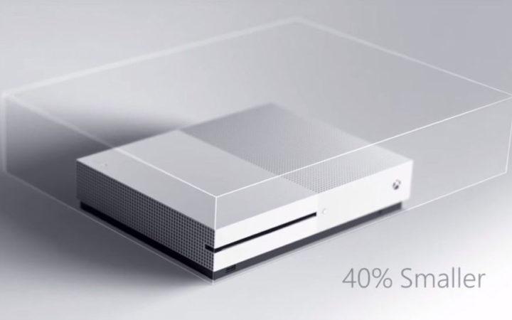 xbox one s dimensions avant