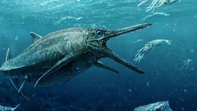 Loch Storr monstre marin ecosse