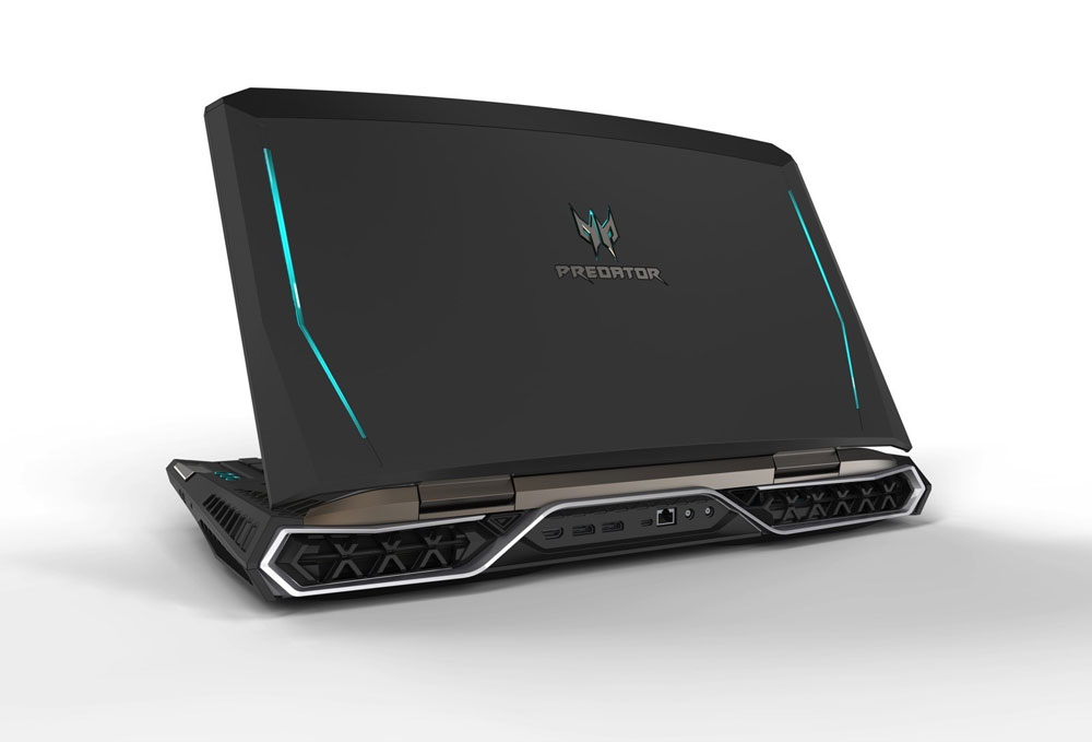 acer predator 21x le portable gamer avec cran incurv. Black Bedroom Furniture Sets. Home Design Ideas