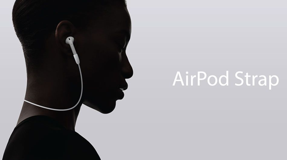 Airpods iPhone 7 : un cordon pour ne pas les perdre vendu 9,99 dollars en supplément