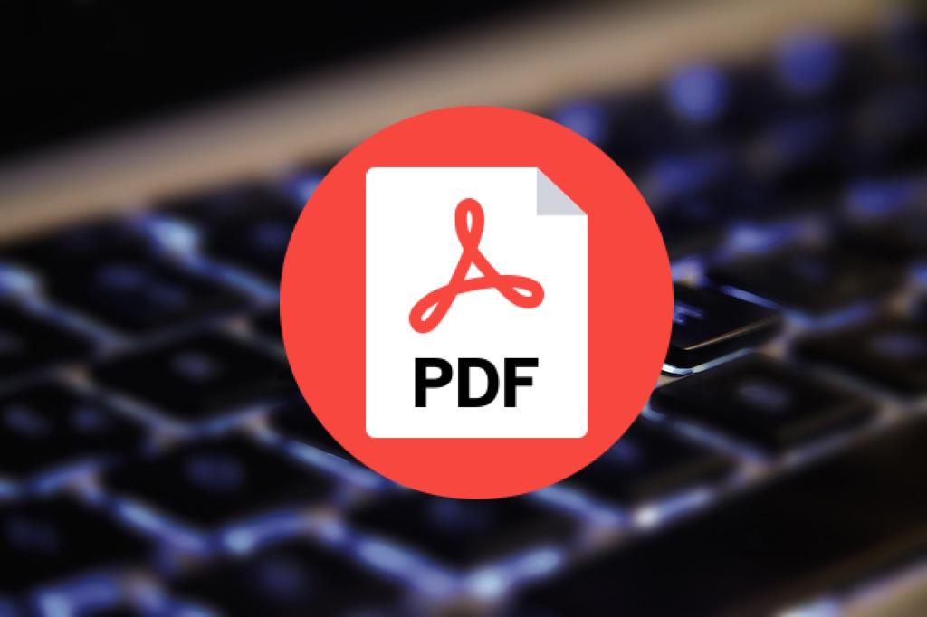 Astuce : comment créer des pdf sans application tierce ?