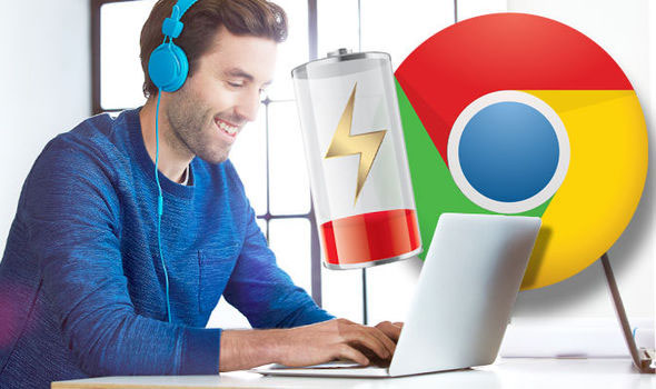 chrome batterie autonomie