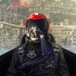 Inconscient, ce pilote de F-16 ne doit sa vie qu'à son correcteur de trajectoire