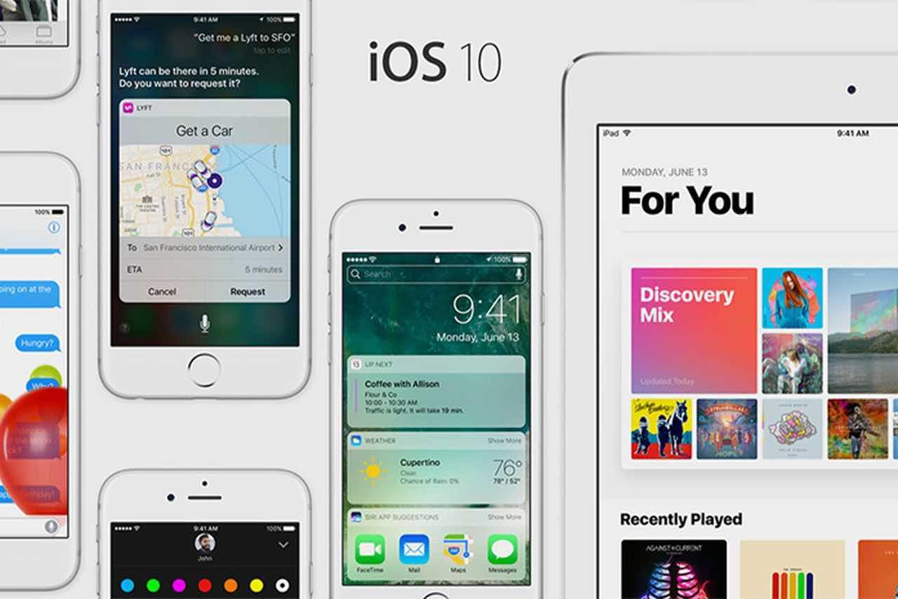 ios 10   comment bien pr u00e9parer son iphone  u00e0 la mise  u00e0 jour