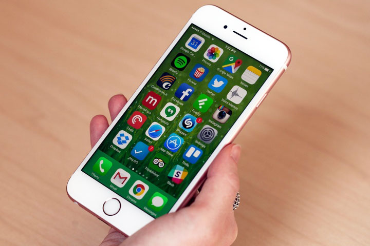iphone comment fermer application