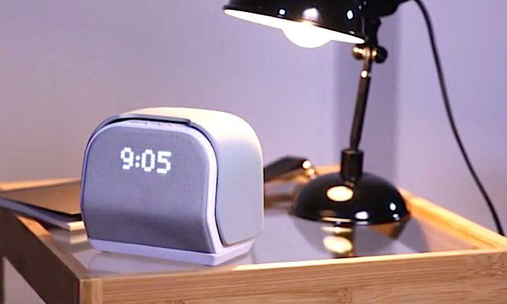 Kello : le réveil qui éteint la lumière et ferme les volets est sur Kickstarter