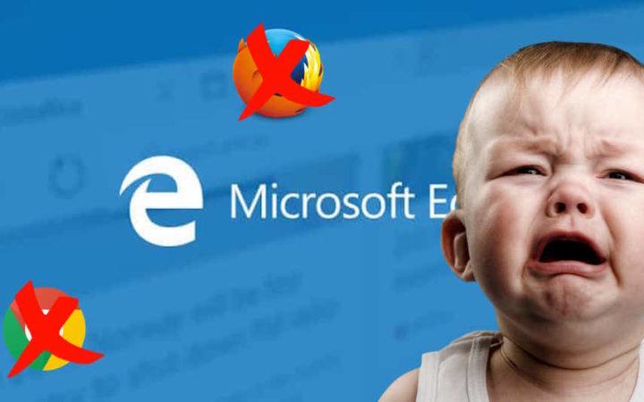Le contrôle parental Windows 10 bloque Chrome et Firefox, voici comment lui donner la fessée