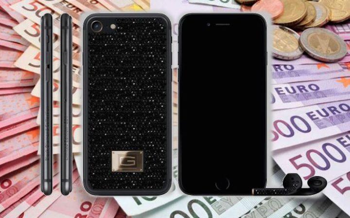 L'iPhone 7 en diamant existe et il coûte 445.000 euros à peine !