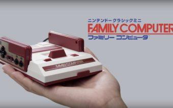 Après la NES Classic, la Famicom Mini sortira prochainement au Japon