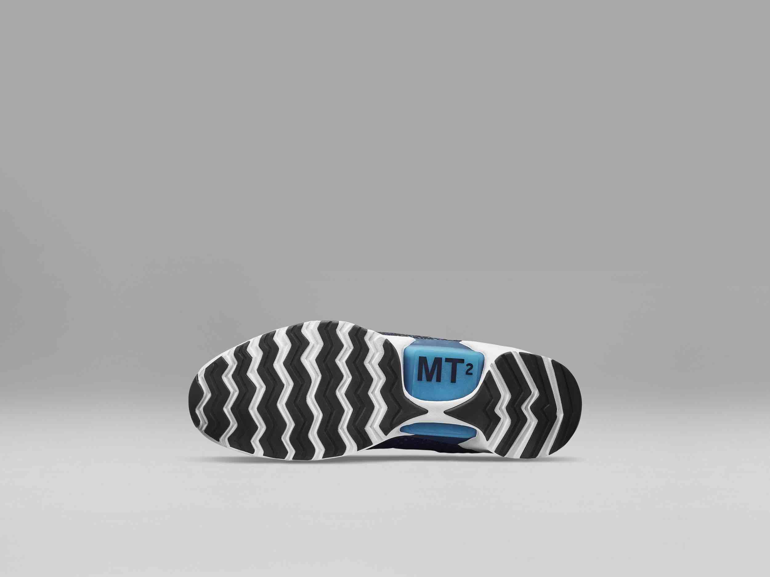 Nike va commercialiser sa première paire de chaussures autolaçantes