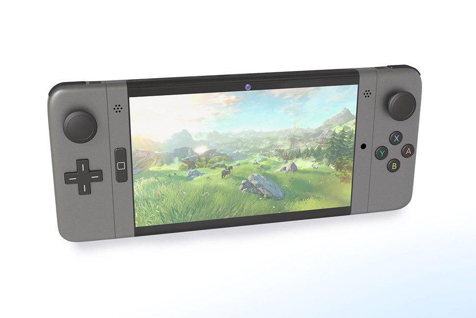 nintendo nx console concept