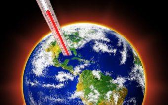 Le taux de CO2 dans l'atmosphère vient de passer un point de non-retour