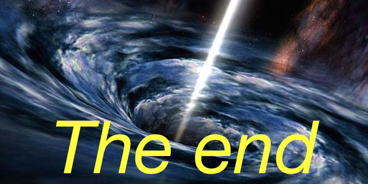 pourquoi et comment l'univers va mourir the end