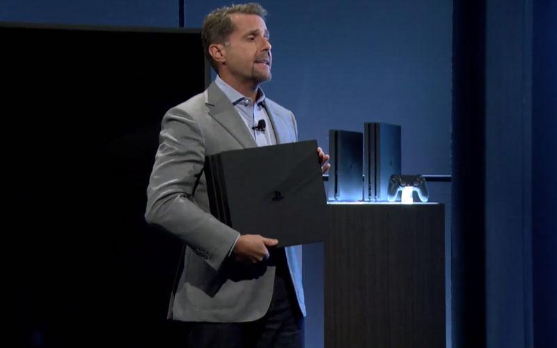 PS4 Pro : fiche technique officielle du nouveau monstre de puissance
